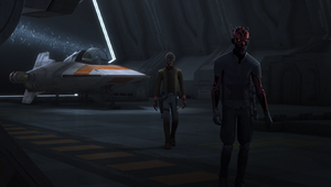 Maul escorting