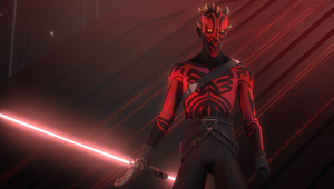Maul readies