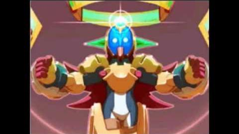 Mega Man ZX Advent Divine Hammer