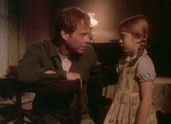 Père et fille tout-puissants