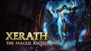Xerath Champion Spotlight Gameplay - League of Legends