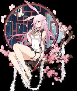 Yae Sakura - Qipao (T)