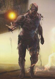 Avengers Infinity War Red Skull concept art 15