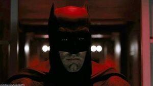 Batman sends Lex Luthor in Arkham Asylum Batman v Superman Extended cut