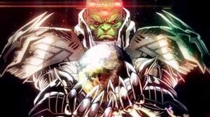 Brainiac DC Universe Online Headline - Brainiac Incursion Bested!