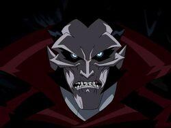 Dracula's Monster Form (The Batman)