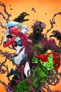 Harley Quinn and Poison Ivy Vol 1 2 Textless