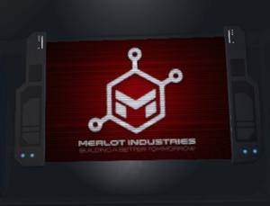 Merlot Industries Tagline