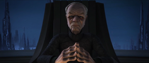 Palpatine plotting