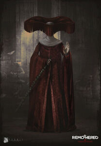 Remothered tormented fathers red nun by chris darril-d510rza