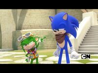 Swifty and Sonic 6