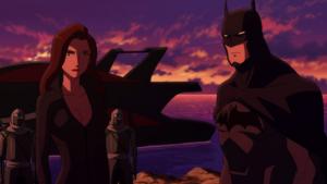 Batman & Talia 01 SOB