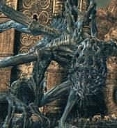 Bloodborne Boss Amygdala