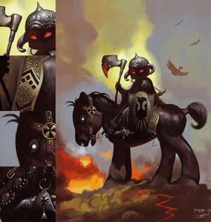 My little death dealer 2 by zedew-d46sdhk