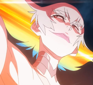 Ragyō Kiryuin Evil Grin 2