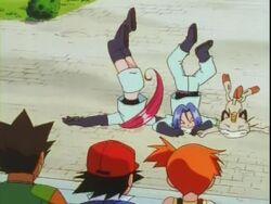 Team Rocket Fell Down