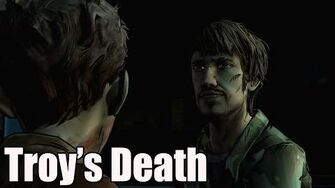 Troy's Death The Walking Dead Season 2 Episode 3 In Harm's Way