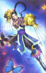 Zhang He - DW4