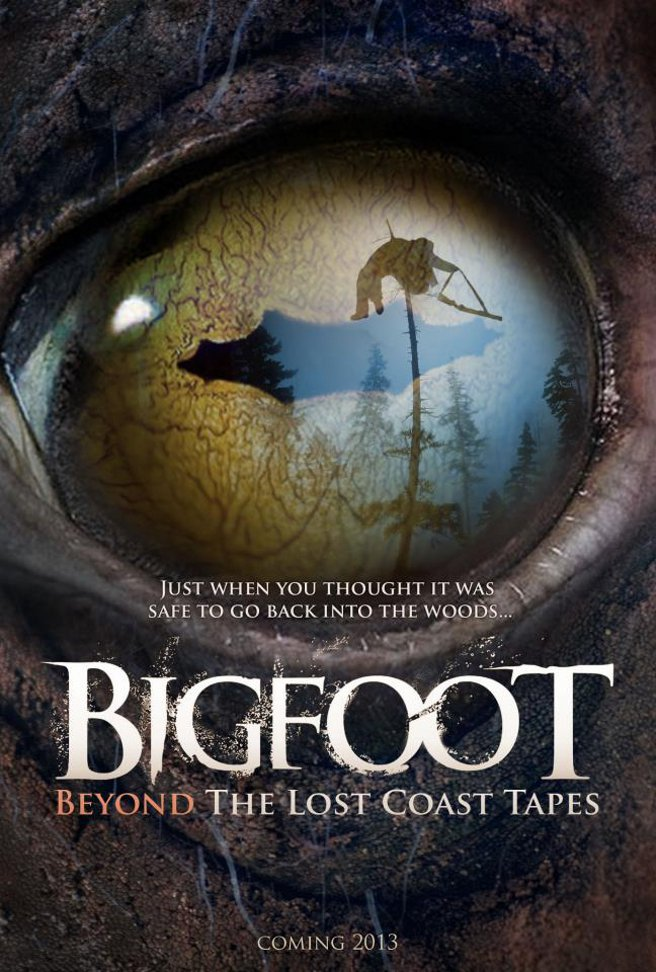 Bigfoot Beyond The Lost Coast Tapes Teaser Poster