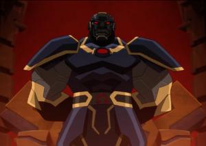 Darkseid Reign 1