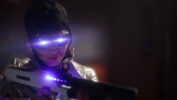 Doctor Light (Kimiyo Hoshi)