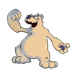 Evil Herbert P. Bear