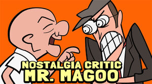 Nostalgia critic mr magoo by andrewk-d7qkw62