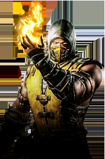 scorpion mortal kombat villains wiki fandom powered