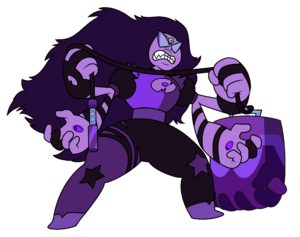 Sugilite with Flail in Cry for Help