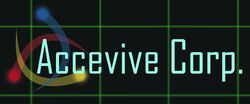 The Accevive Corporation Logo