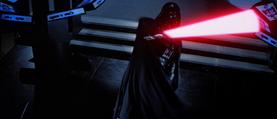 Vader throw