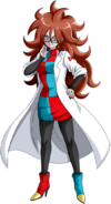 Android 21 Human (Animated) render