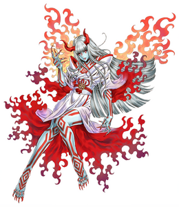 Devil kazumi Art 02)