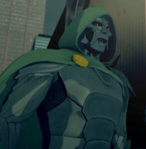 Doctor Doom IMAA