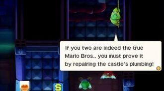 Mario & Luigi Superstar Saga + Bowser's Minions - Part 05 Beanbean Castle Sewers