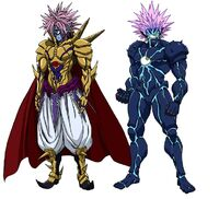 One-Punch Man Lord Boros 1a