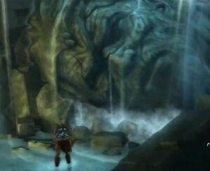 Poseidon's Statue (GoS)