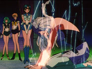 Sailor moon s episode 122 viluy getting killed by nanobots