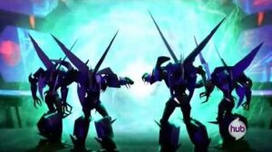 TFP - Deadlock Welcome to the ShadowZone, Soundwave.