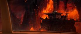 Anakin hurries