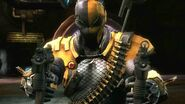 Deathstroke injustice gods among us