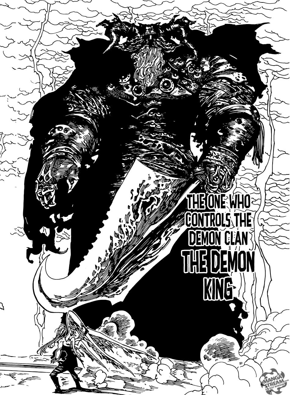 demon king seven deadly sins villains wiki fandom powered by wikia