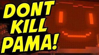 Minecraft Story Mode Episode 7 DONT KILL PAMA Choice YEA I'LL STOP Alternative Choices