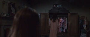 The conjuring wardrobe