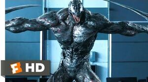 Venom (2018) - Riot Attacks Scene (7 10) Movieclips