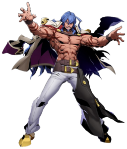 Azrael (BlazBlue Cross Tag Battle, Character Select Artwork)