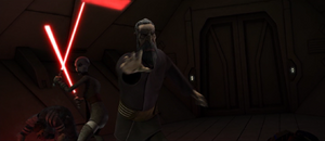 Count Dooku reach