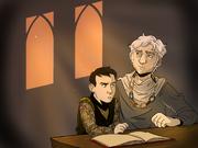 Cressen Stannis by Lu