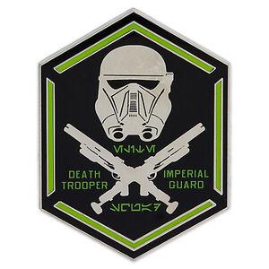 Death Trooper Pin