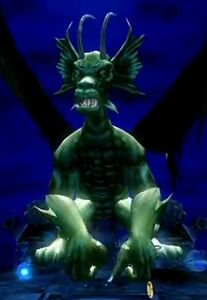 Fin Fang Foom (Earth-6109) from Marvel Ultimate Alliance 001